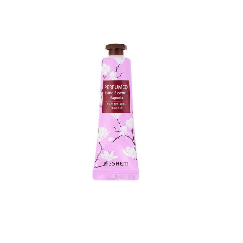 Крем-эссенция для рук парфюмированная Магнолия The Saem Perfumed Hand Essence Magnolia 30 мл (8806164120156)