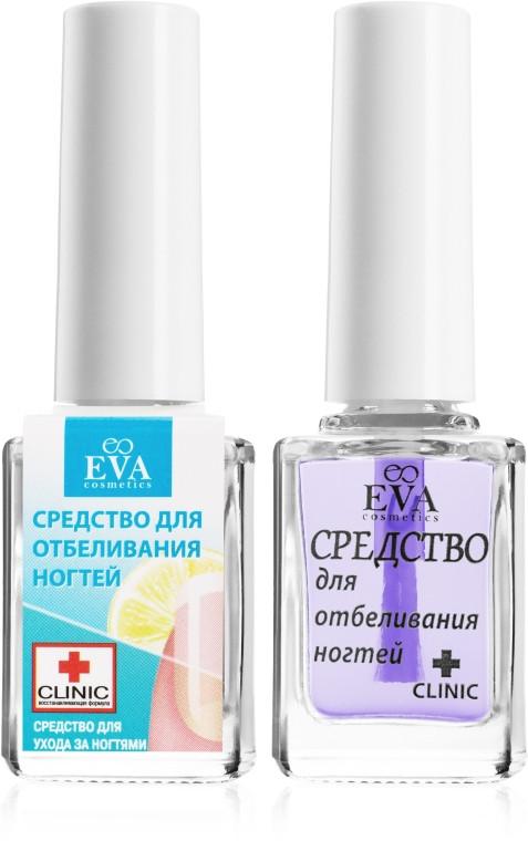 Средство для отбеливания ногтей Eva cosmetics Clinic 12 мл (01011902103)
