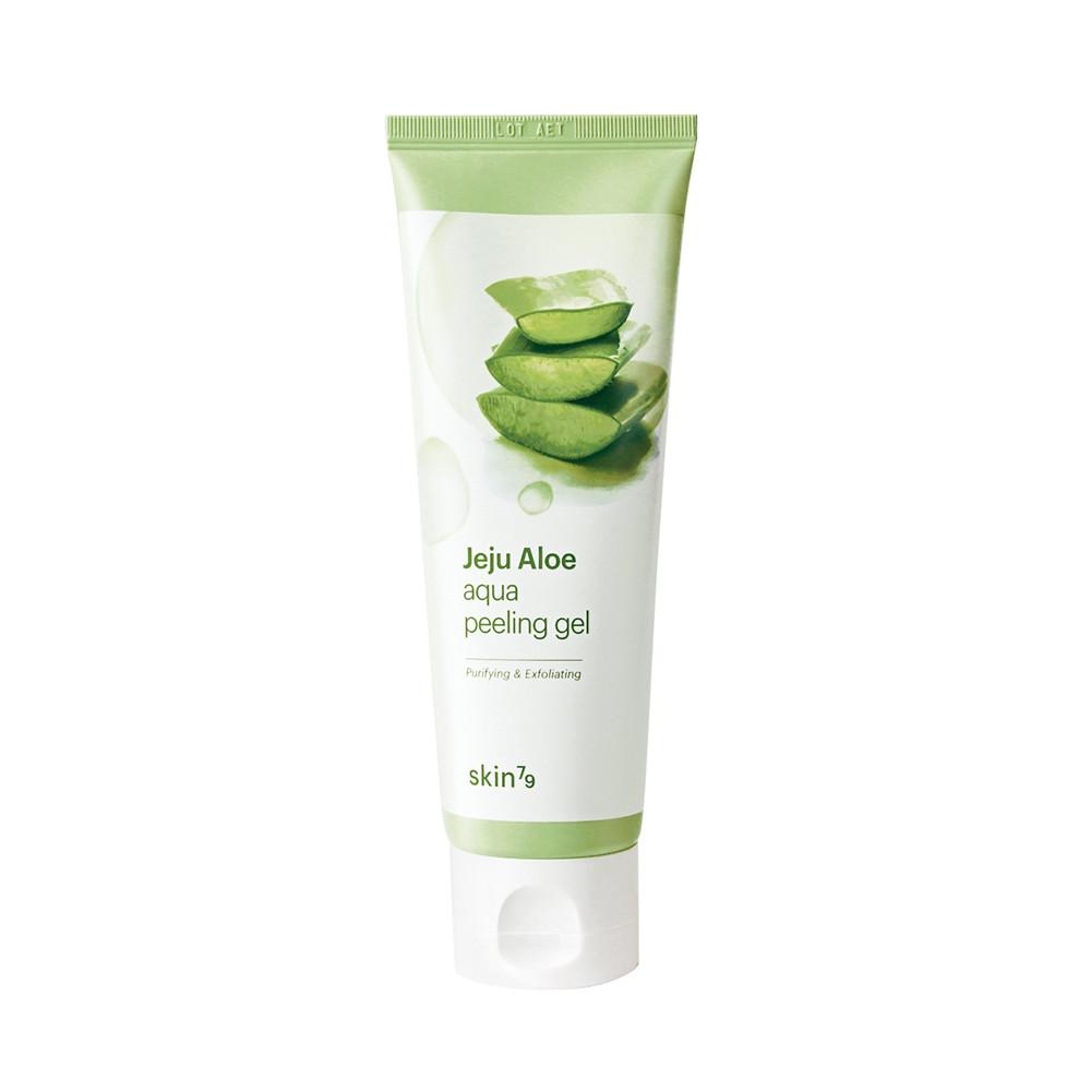 Пилинг гель для лица с алоэ Skin79 Jeju Aloe Aqua Peeling Gel 100 мл (8809393403953)
