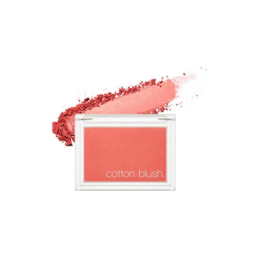 Хлопковые румяна для лица Missha Cotton Blush Sunny Afternoon 4 г (8809581444379)