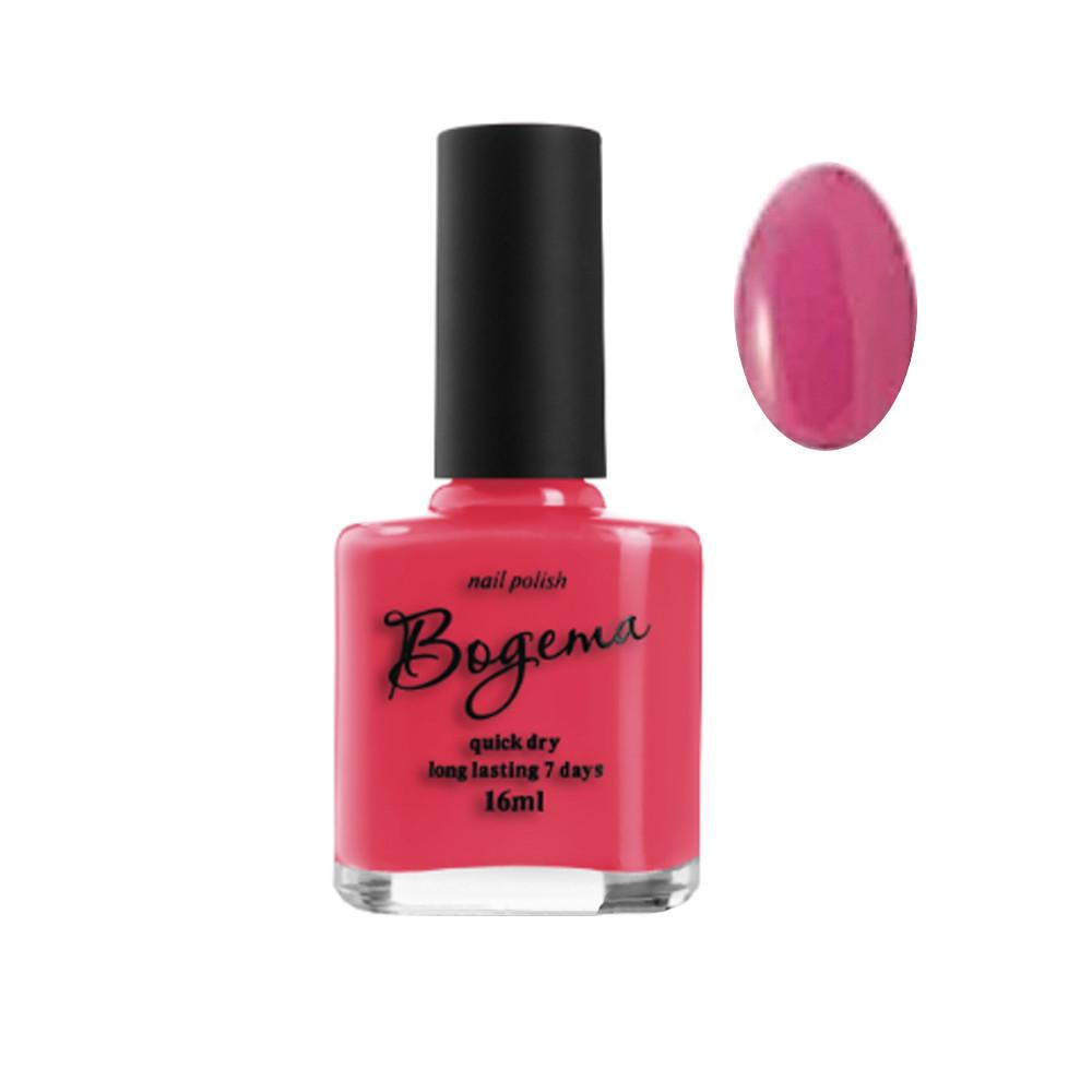 """Лак для ногтей с гель-эффектом Eva Cosmetics - """"Bogema"""" 04"""
