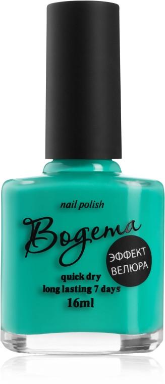 """Лак для ногтей с гель-эффектом Eva Cosmetics - """"Bogema"""" 91"""