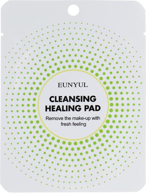 Котоновая подушечка для снятия макияжа Eunyul Cleansing Healing Pad 1 шт (8809435403545)