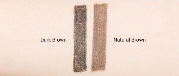Гелевый карандаш для бровей Missha Super Skinny Brow - Natural Brown 0,7 г (8806185779968)