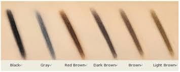 Автоматический карандаш для бровей Missha Perfect Eyebrow Styler - Light Brown 0,35 г (8806185749985)