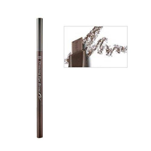 Карандаш для бровей с щеточкой Etude House Drawing Eye Brow #7 Brown Light 0.25 г (8806199416248)