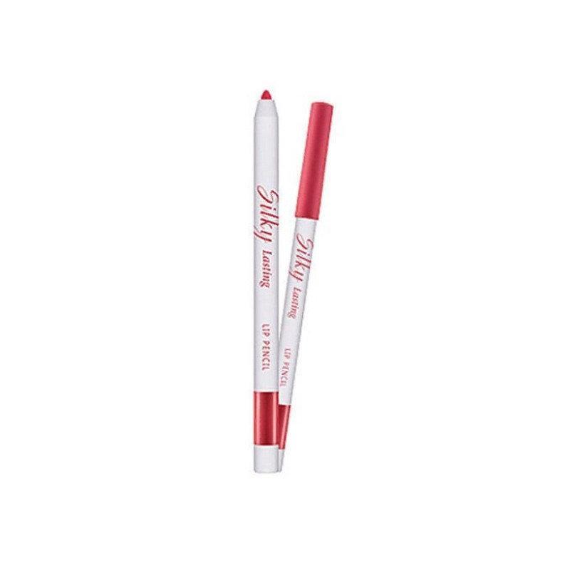 Многофункциональный карандаш для губ 3в1 Missha Silky Lasting Lip Pencil PK01/AnGel Cheeks 0,25 г (8806185738897)