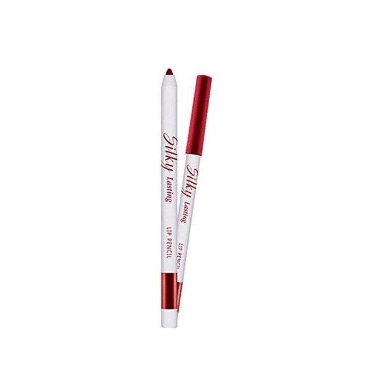Многофункциональный карандаш для губ 3в1 Missha Silky Lasting Lip Pencil PP01/Royal Carpet 0,25 г (8806185738941)