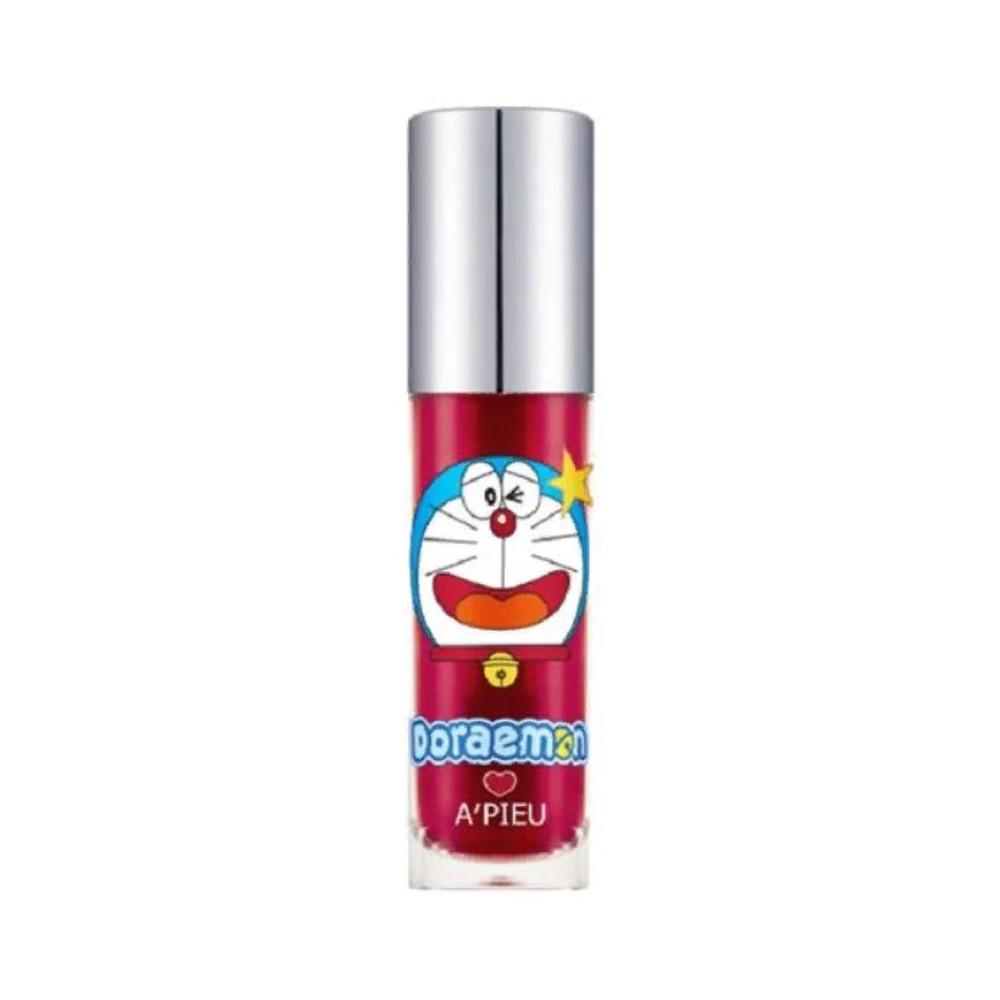 Тинт-желе для губ A'Pieu Doraemon Edition Jelly Marmalade Watermelon, 5 г (8806185740678)