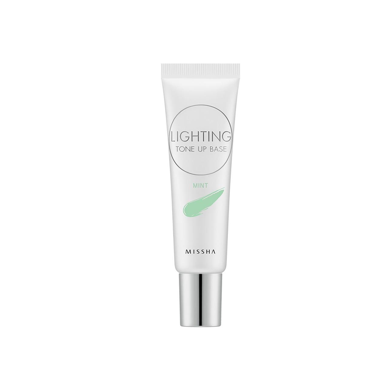 База под макияж Missha Lighting Tone Up Base SPF30/PA++ Mint 20 мл (8806185753524)