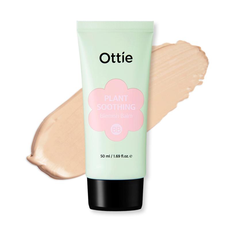 Успокаивающий ББ-крем для чувствительной кожи Ottie Plant Soothing Blemish Balm 50 мл (321)