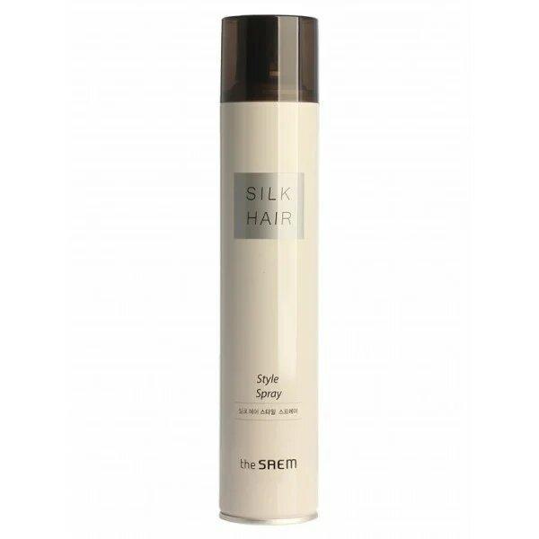 Лак для укладки волос The Saem Silk Hair Style Spray 300 мл (8806164150450)