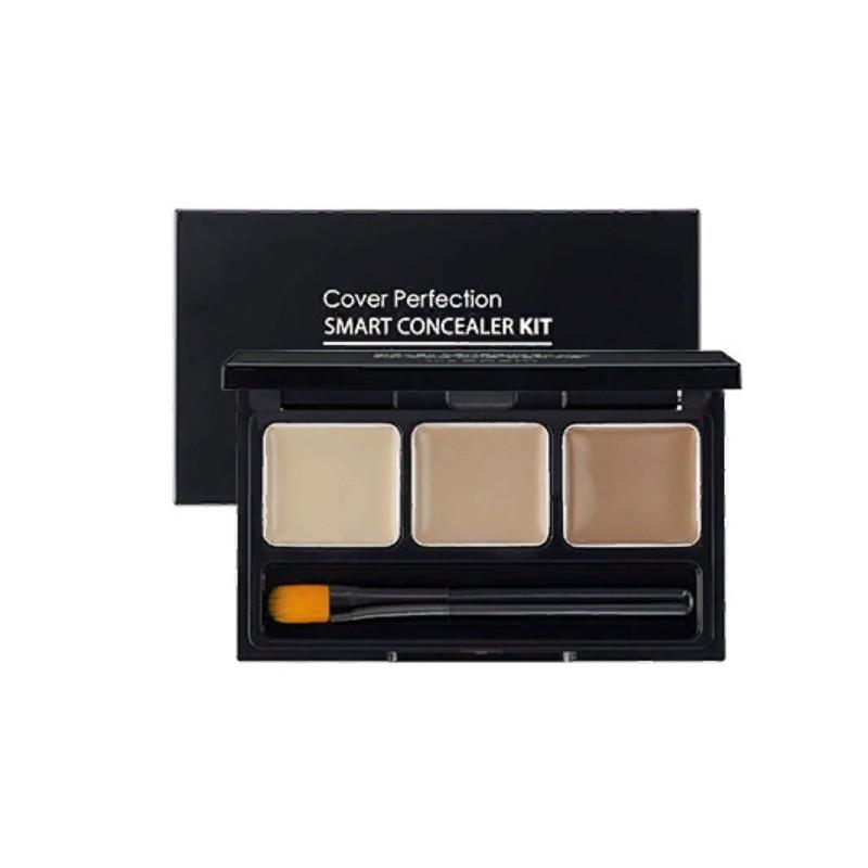 Набор консилеров The Saem Cover Perfection Smart Concealer Kit 4.2 г (8806164139516)
