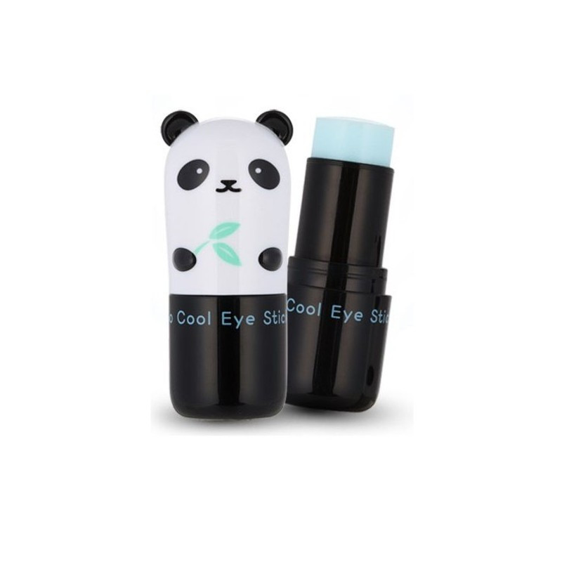 Охлаждающий стик для глаз с ледниковой водой Tony Moly Panda's Dream So Cool Eye Stick 9 г (8806358586539)