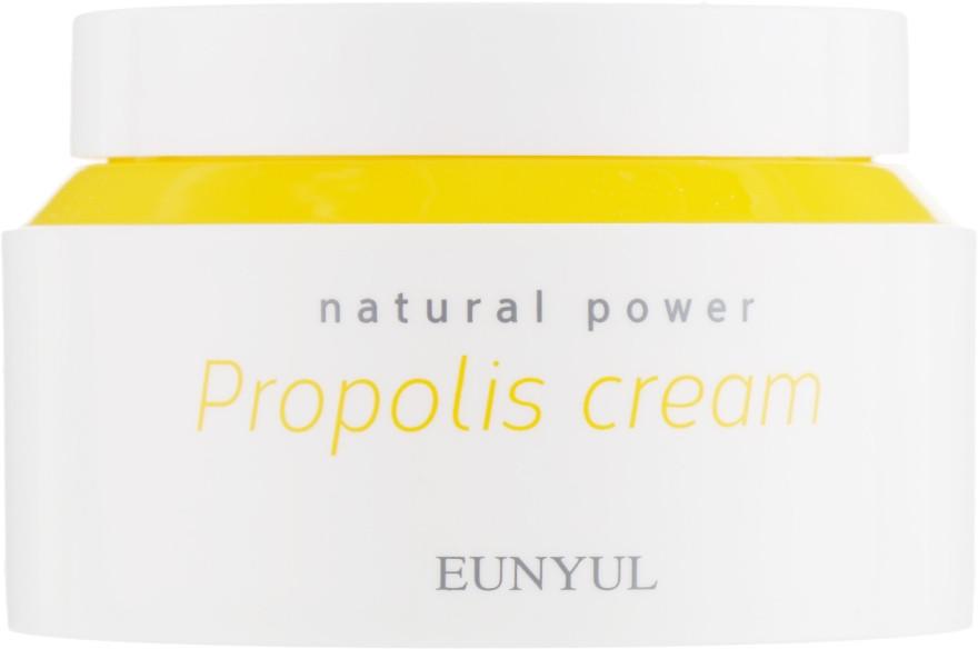 Питательный крем для лица с прополисом Eunyul Natural Power Propolis Cream 100 мл (8809435404955)