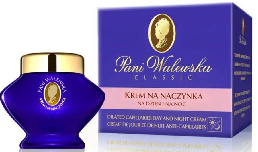 Крем для лица капиллярозащитный Miraculum Pani Walewska Classic Cream Anti-Capillaires 50 мл (01510101301)