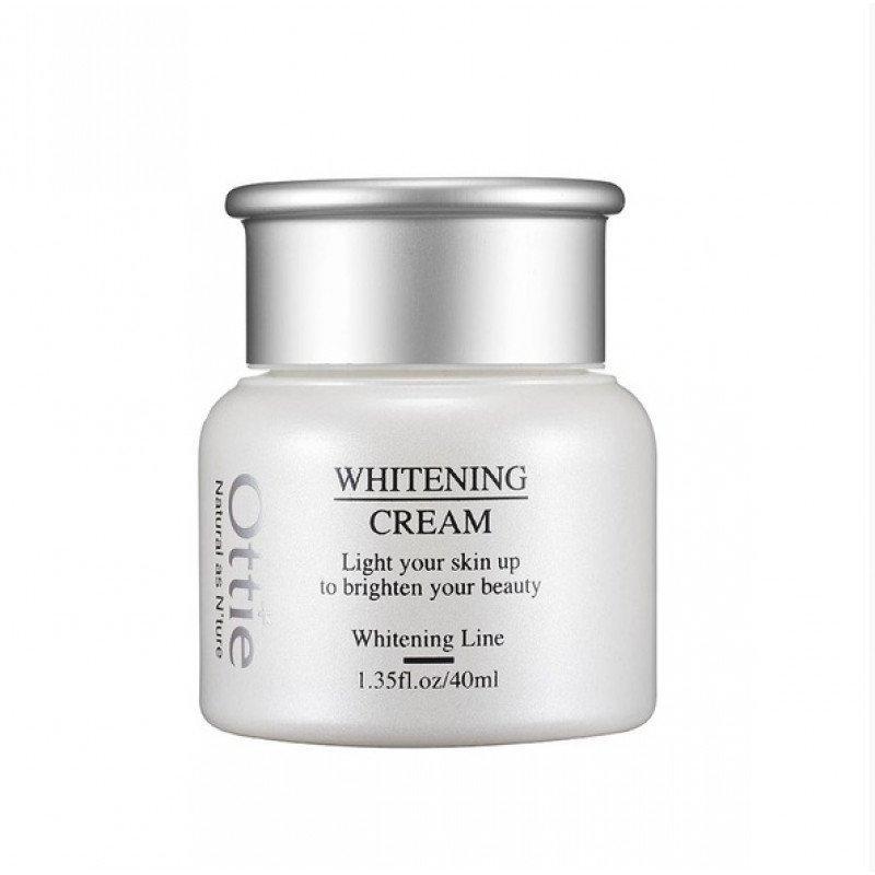Осветляющий крем для лица Ottie Whitening Cream 40 мл (8809082732036)