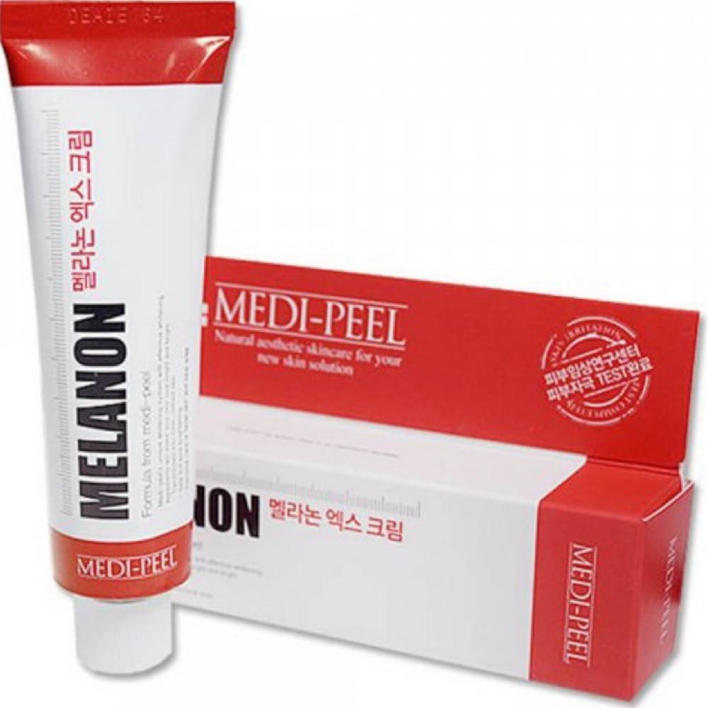 Высокоэффективный осветляющий крем от пигментации MEDI-PEEL Melanon X Cream 30 мл (8809409342566)