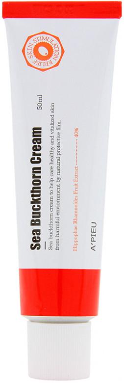 Восстанавливающий крем для лица A'pieu Sea Buckthorn Cream 50 мл (8809530056721)