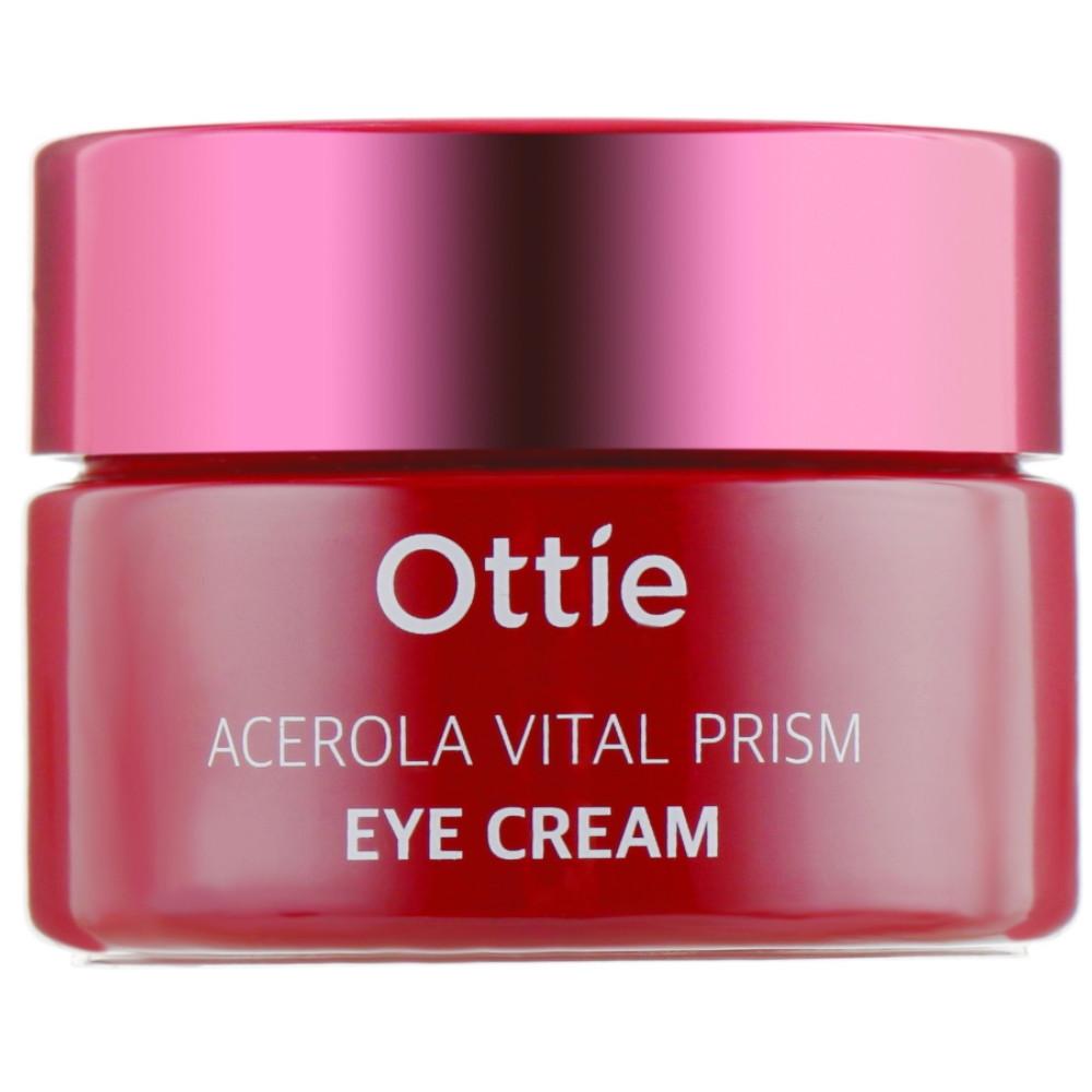 Витаминный крем для век с ацеролой Ottie Acerola Vital Prism Eye Cream 30 мл (8809276016430)