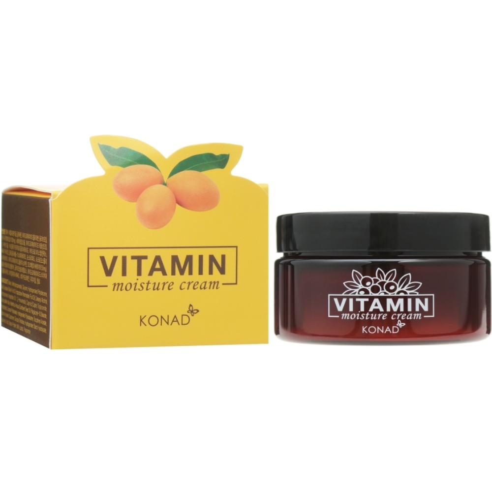 Увлажняющий витаминный крем для лица Konad Vitamin Moisture Cream 50 мл (8809433722778)