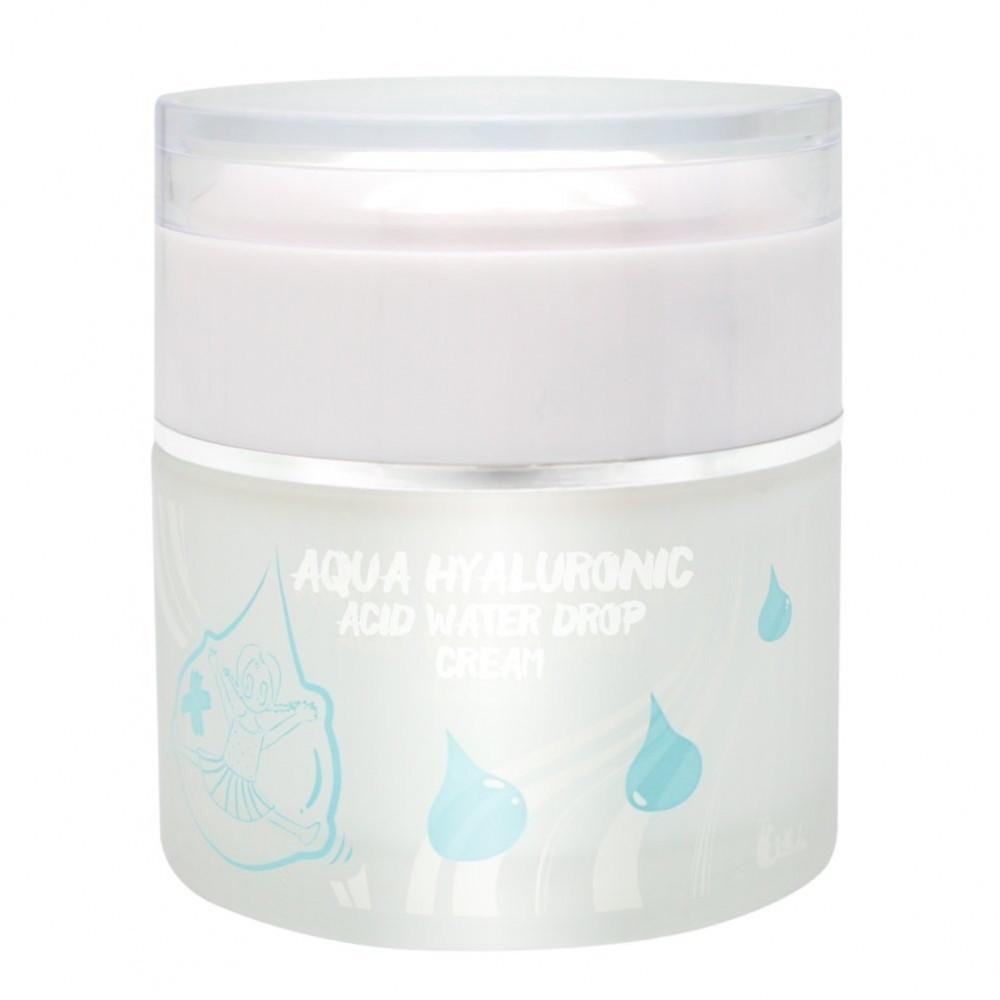 Увлажняющий крем для лица с гиалуроновой кислотой Elizavecca Aqua Hyaluronic Acid Water Drop Cream 50 мл (8809418750505)