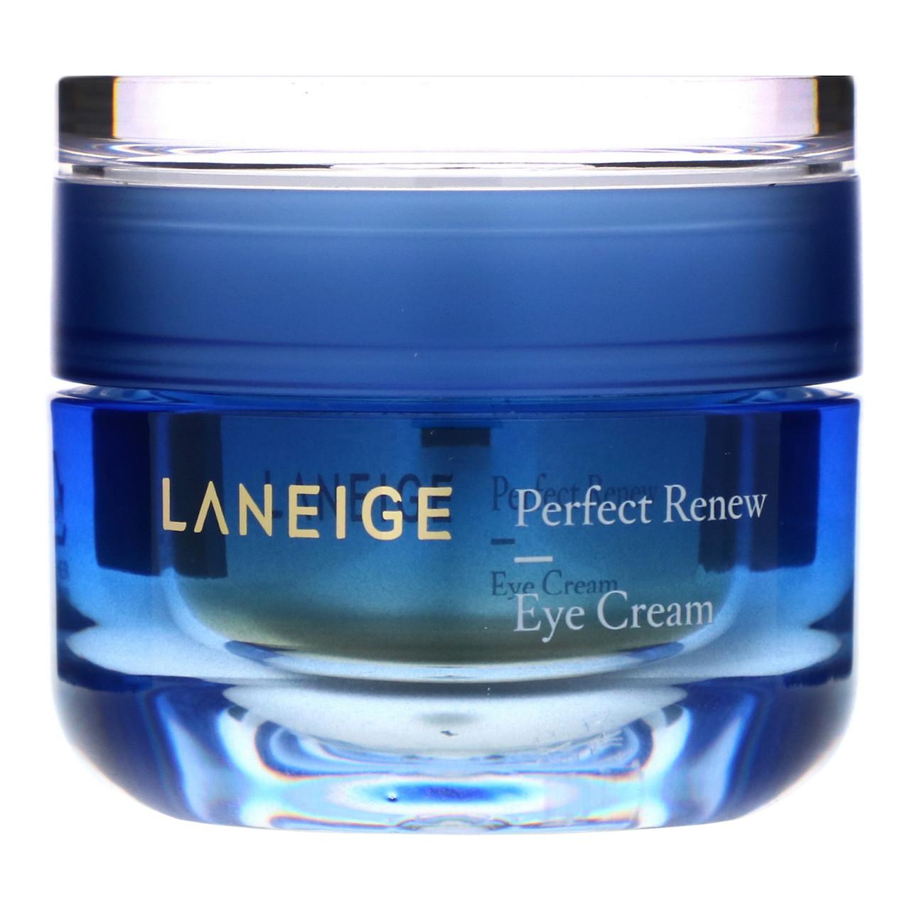 Регенерирующий крем для кожи вокруг глаз с керамидами Laneige Perfect Renew Eye Cream 20 мл (8801042559806)