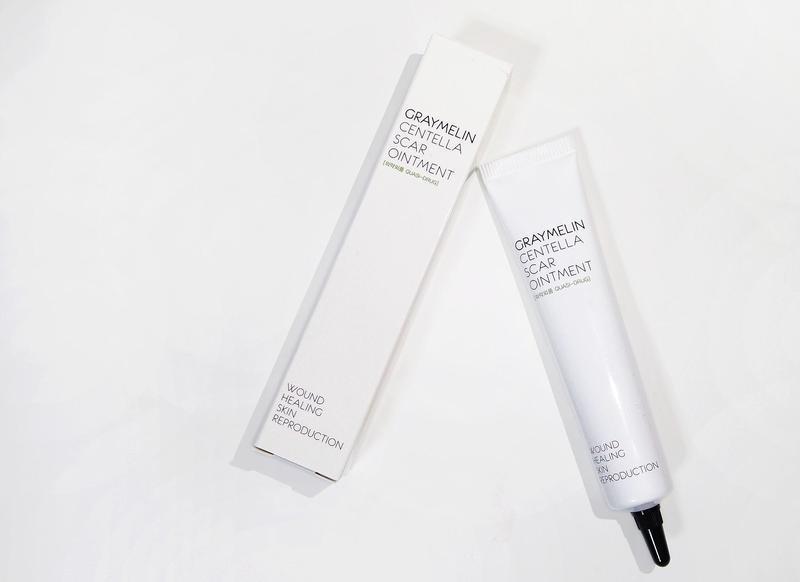 Лечебный крем для кожи лица с экстрактом центеллы азиатской Graymelin Centella Scar Ointment 30 г (8809276013835)