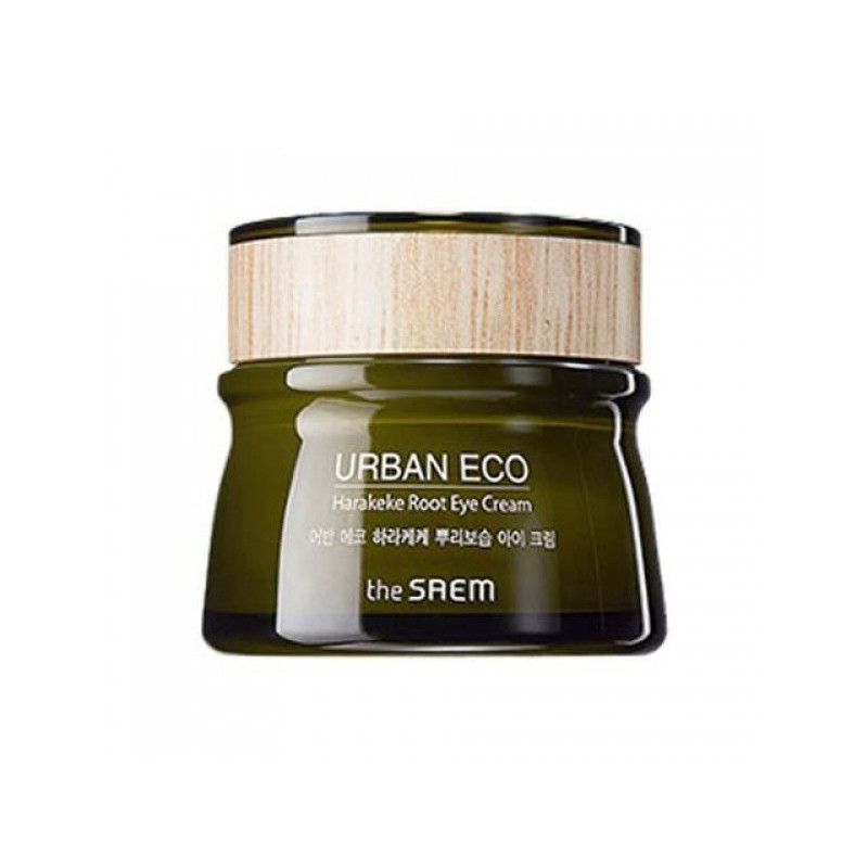 Увлажняющий крем для глаз The Saem Urban Eco Harakeke Root Eye Cream 30 мл (8806164150061)