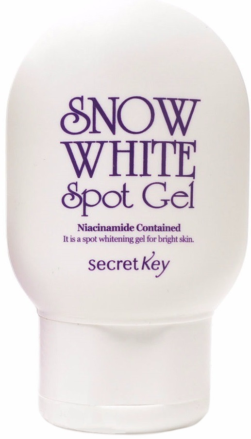 Локальный отбеливающий гель Secret Key Snow White Spot Gel 65 мл (8809305993831)