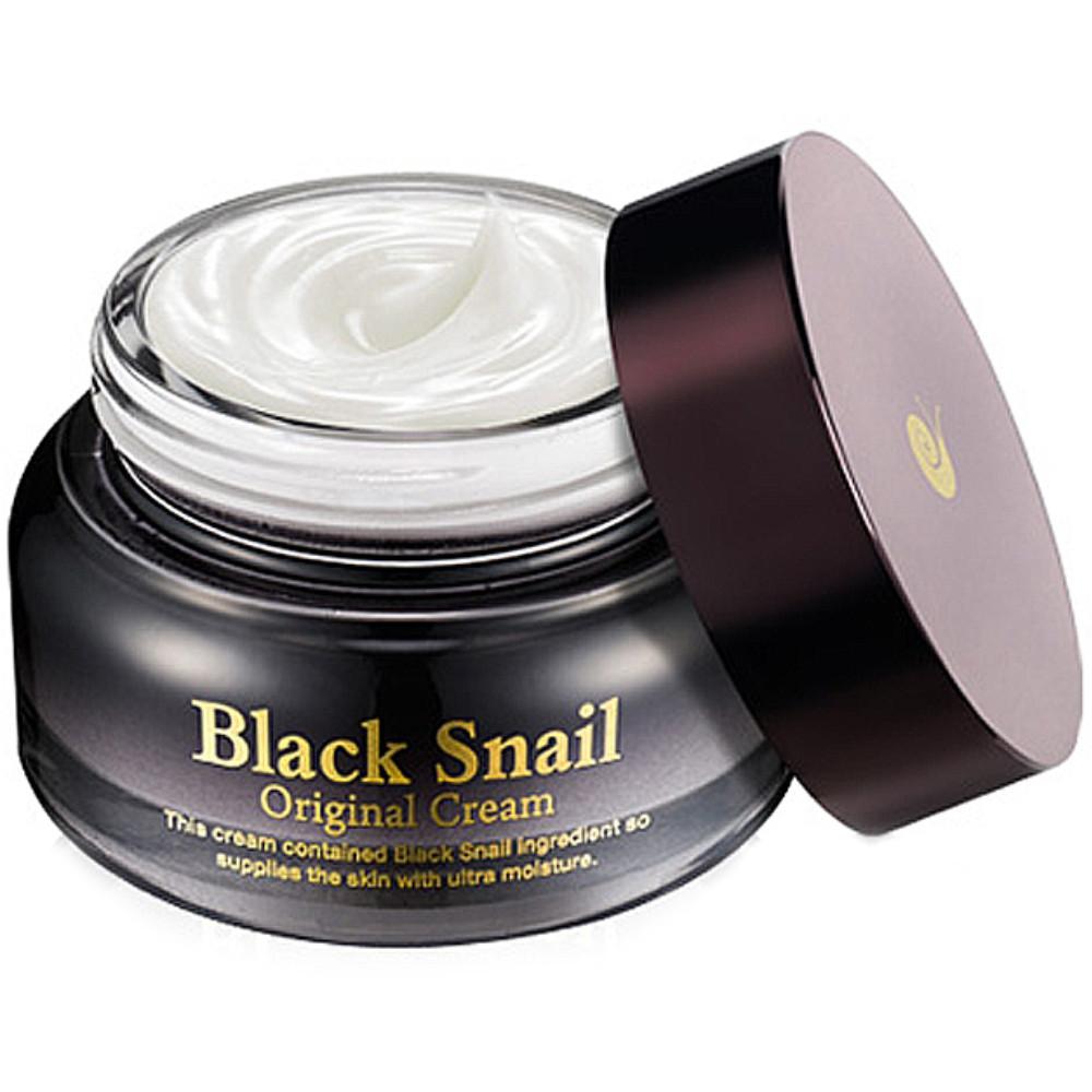 Улиточный питательный крем для лица Secret Key Black Snail Original Cream 50 мл (8809305995057)