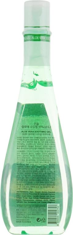 Универсальный гель для лица и тела с алоэ вера Eunyul Aloe Vera Soothing Gel (99%) 270 мл (8809435402753)
