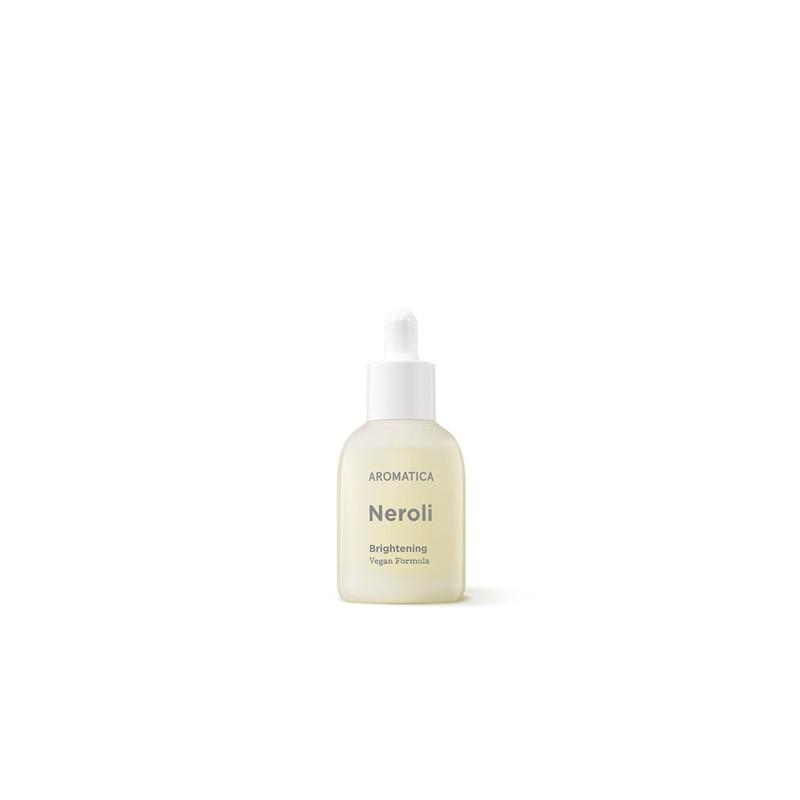 Органическое масло для сияния кожи Aromatica Organic Neroli Brightening Facial Oil 30 мл (8809151138608)