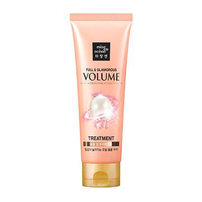 Жемчужная маска для объема волос Mise en Scene Pearl Full & Glamorous Volume Treatment 180 мл (8801042704381)