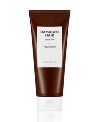 Бальзам для восстановления повреждённых волос Missha Damaged Hair Therapy Treatment 200 мл (8809643509831)