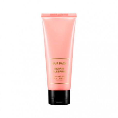 Несмываемая ночная маска для волос Tosowoong Repair Sleeping Hair Pack 100 мл (8809179104241)