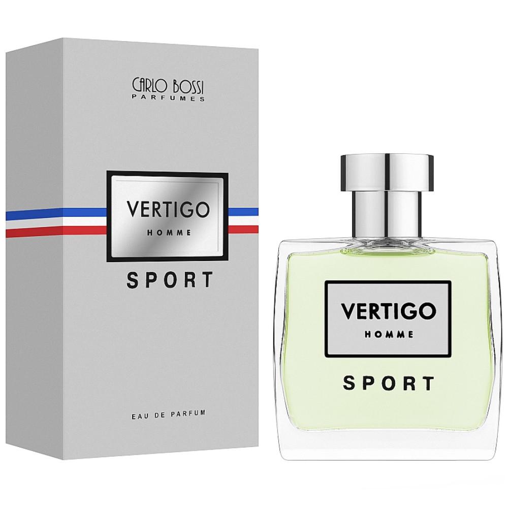 Парфюмерная вода для мужчин Carlo Bossi Vertigo Sport 100 мл (01020205902)