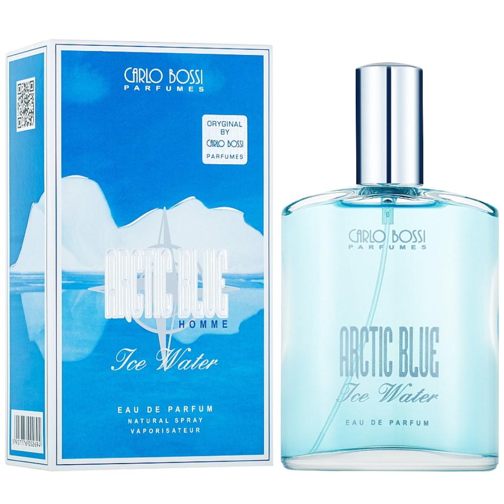 Парфумована вода для чоловіків Carlo Bossi Arctic Blue 100 мл (01020202002)