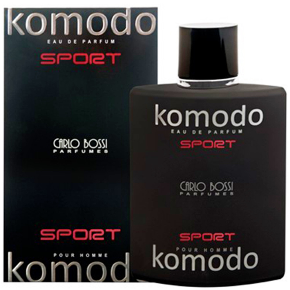 Парфюмерная вода для мужчин Carlo Bossi Komodo Sport 100 мл (01020203502)