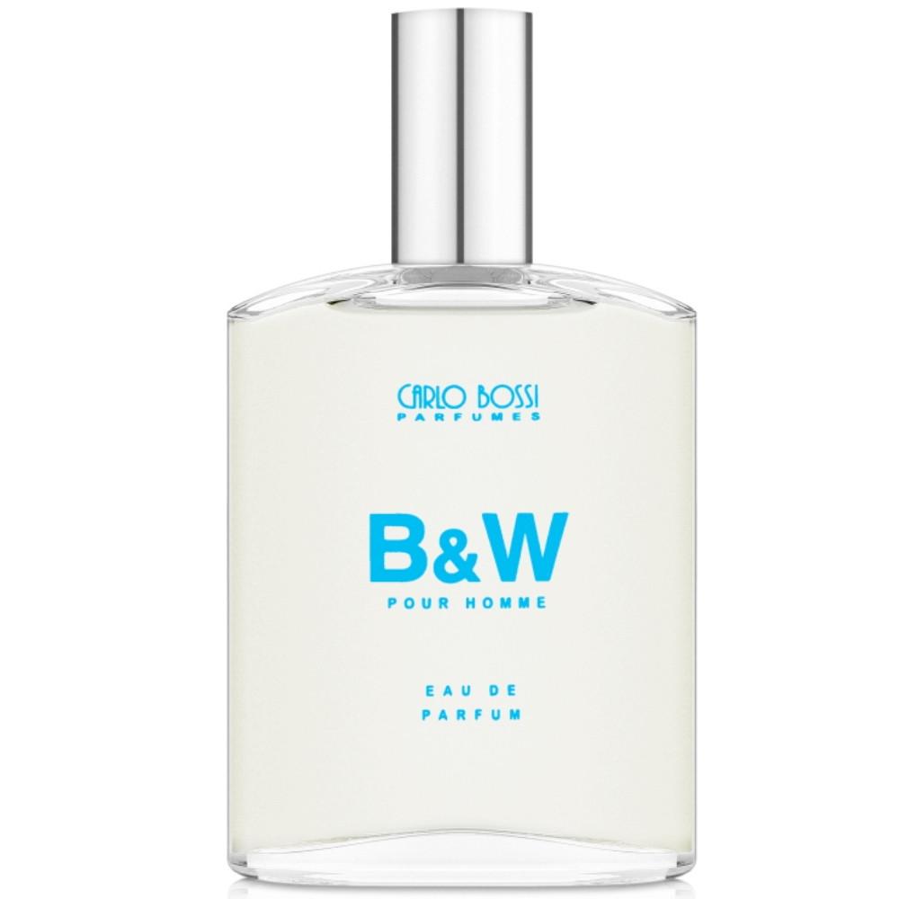 Парфюмерная вода для мужчин Carlo Bossi  B&W Blue 100 мл (01020202402)