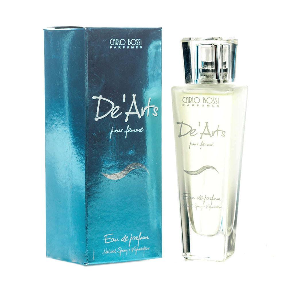 Парфюмерная вода для женщин Carlo Bossi De'Arts 75 мл (01020106104)