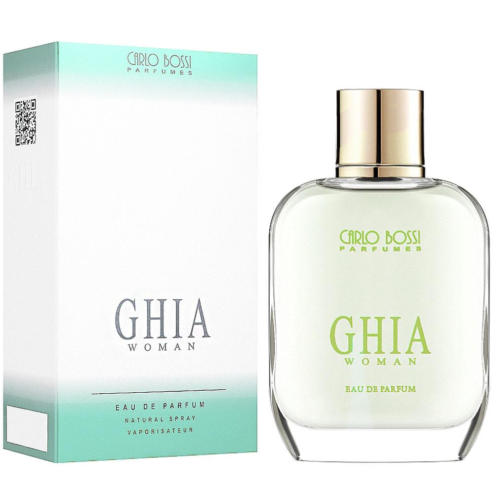 Парфюмерная вода для женщин Carlo Bossi Ghia Woman Green 100 мл (01020101102)