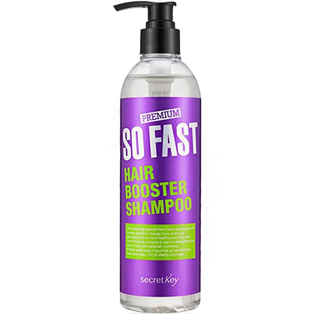 Шампунь для быстрого роста волос Secret Key All New Premium So Fast Shampoo 250 мл (8809305991707)